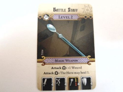 md - l2 treasure card (battle staff)